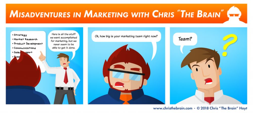When You Should Hire a Marketing Team