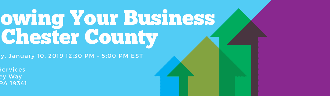 """&Marketing to Present at """"Growing Your Business in Chester County"""" Seminar on January 10th"""