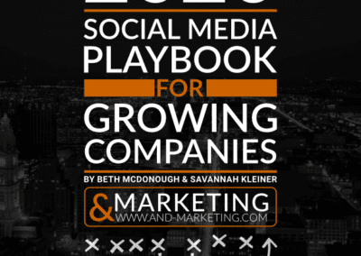 2021 Social Media Playbook for Growing Companies