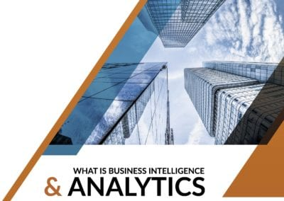 Business Intelligence & Analytics: The Compass that Directs Your Marketing Roadmap